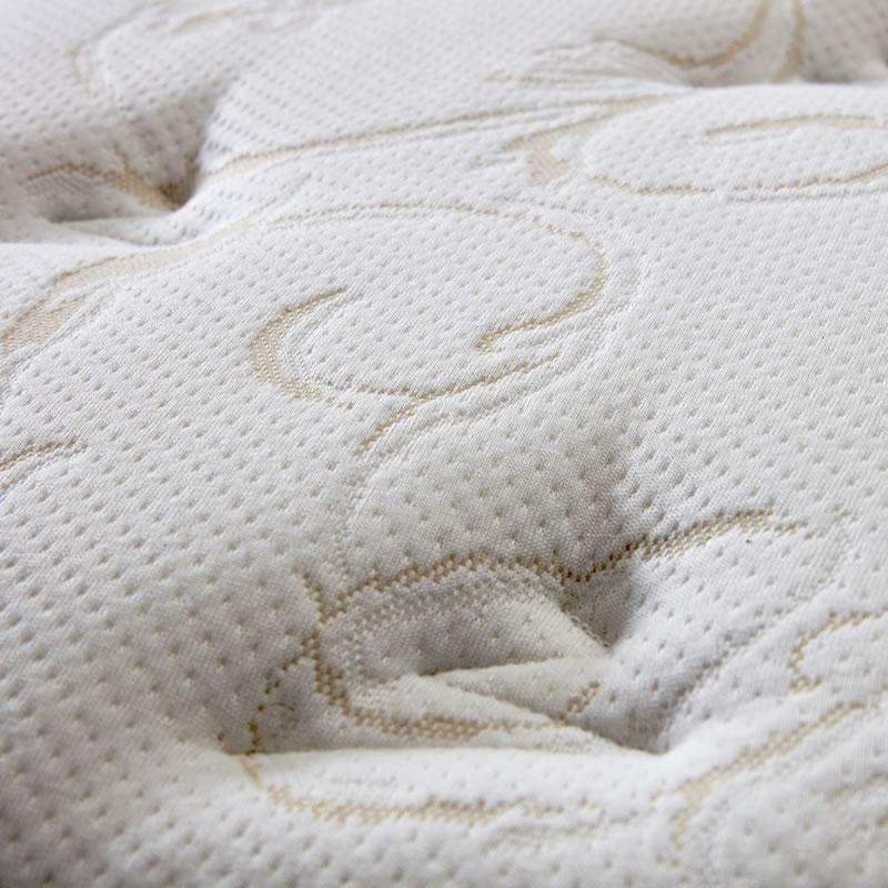 mattress quilt closeup